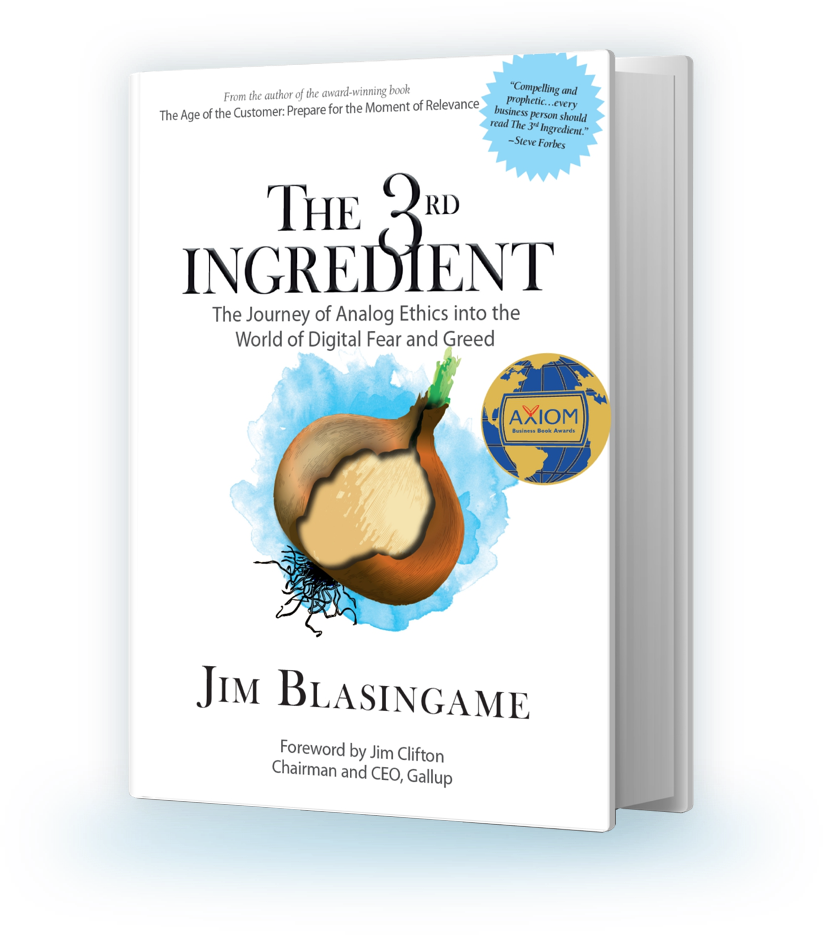 The 3rd Ingredient book